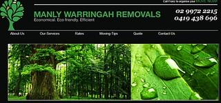 Manly Warringah Removals - 02 9972 2215 - Sydney