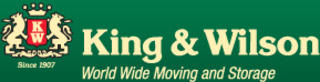 King & Wilson - Worldwide Moving and Storage - Phone : 1300 368 893