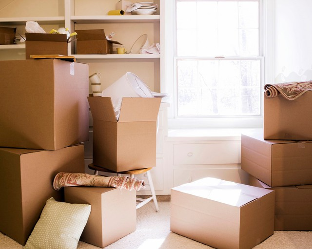 Moving House Checklist: Removalist boxes